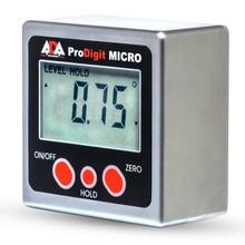 ADA  ProDigit MICRO digitale waterpas in metalen behuizing