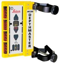 Leica  MC200 Depthmaster met klem bevestiging