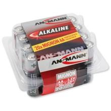 Ansmann Alkaline AA Box 20 st.