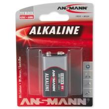 Ansmann Alkaline 9V-Block
