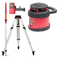 ADA  Rotary 500H construction laser including laserrod and Tripod