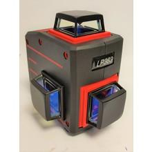 OMTools LP363 3D Laser met 3x 360° zeer heldere stralen