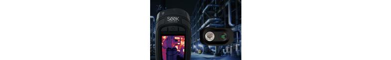 Handzame betaalbare Warmtebeeld camera's