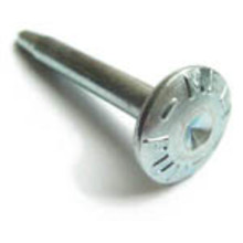 OMTools Measuring nail 50 mm round head with mark