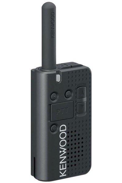 Kenwood  PKT-23E compact license free radio