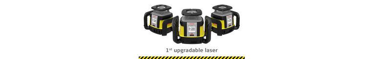 Rotatie lasers voor de bouw en infra