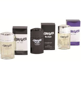 ACTIVE  EAU de Toilette for MEN 80 ML.