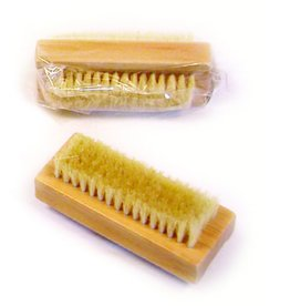 Houten nagelborstel