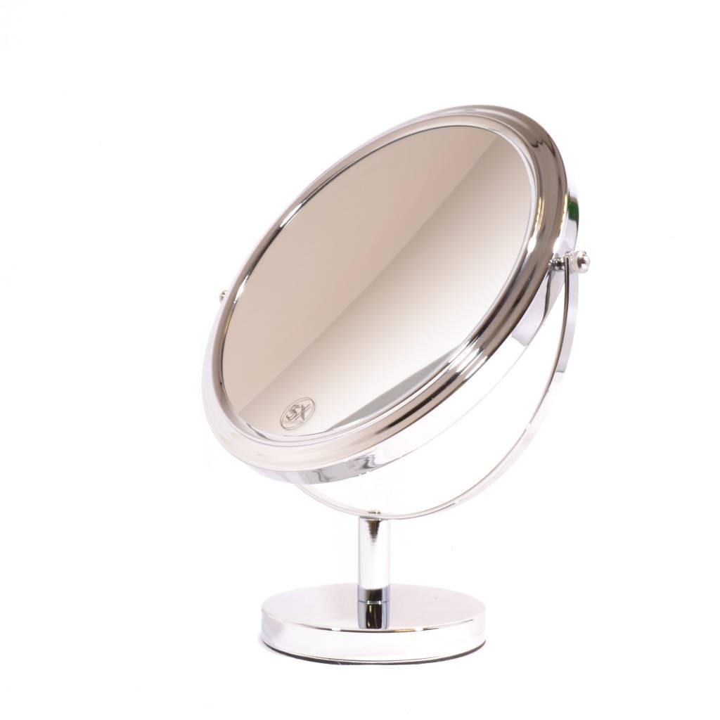 Grote make up spiegel 27cm 5x vergroting gerardbrinard for Grote lange spiegel
