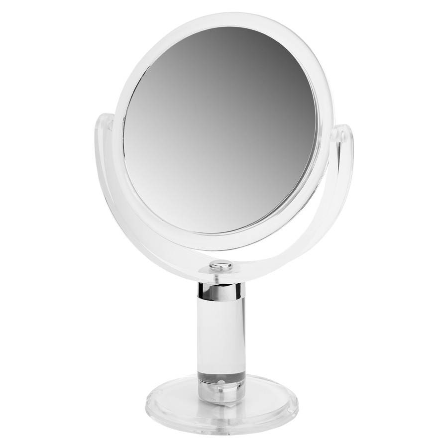 Make-up Spiegel acryl Groot 7x Vergroting | Badkamer Spiegel ...