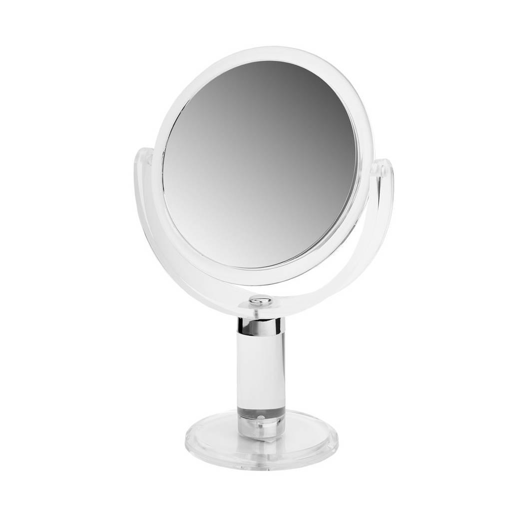 Make-up Spiegel acryl Klein 7x Vergroting | Badkamer Spiegel