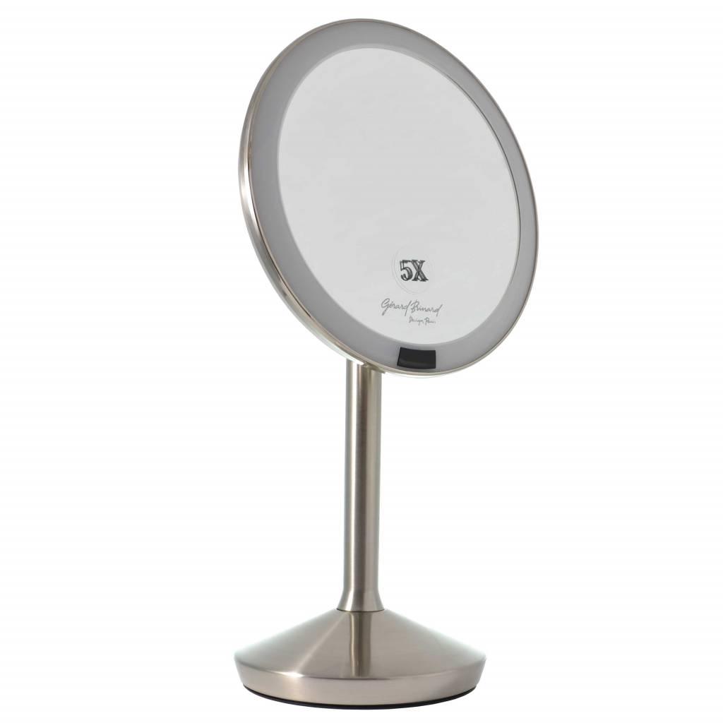 Sensor make-up spiegel met LED licht 5x vergroting, Inclusief ...