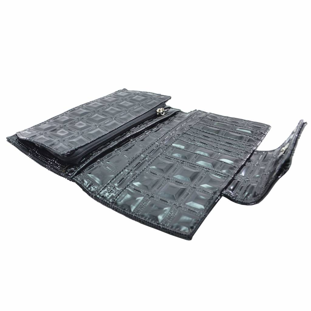 Luxe Portemonnee Zwart