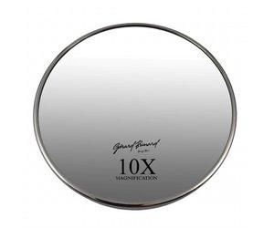 Spiegel Met Zuignap : Make up zuignapspiegels zilver Ø cm vergroting