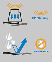 High Frequenty welding uitleg afbeelding
