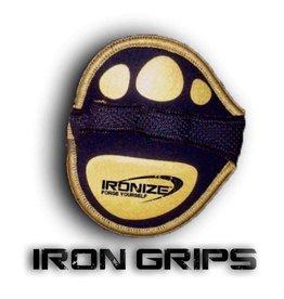 Iron Grips Goud