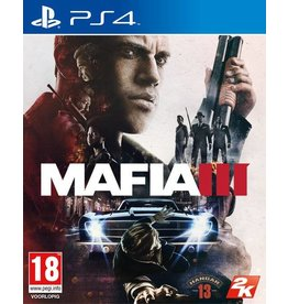 2K Games Mafia III + DLC