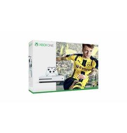 Microsoft XBOX One Xbox One S Console 500GB + FIFA 17