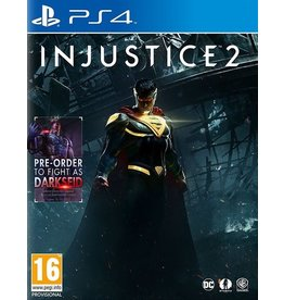 Warner Brothers Games Injustice 2
