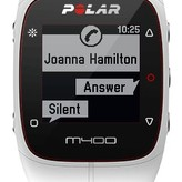 draagbaar Polar M400 GPS loopt horloge