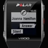 phone radar Polar V800 GPS Sport horloge