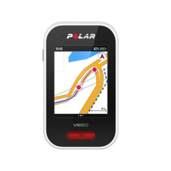 Digital Trends Polar V650 GPS fietscomputer