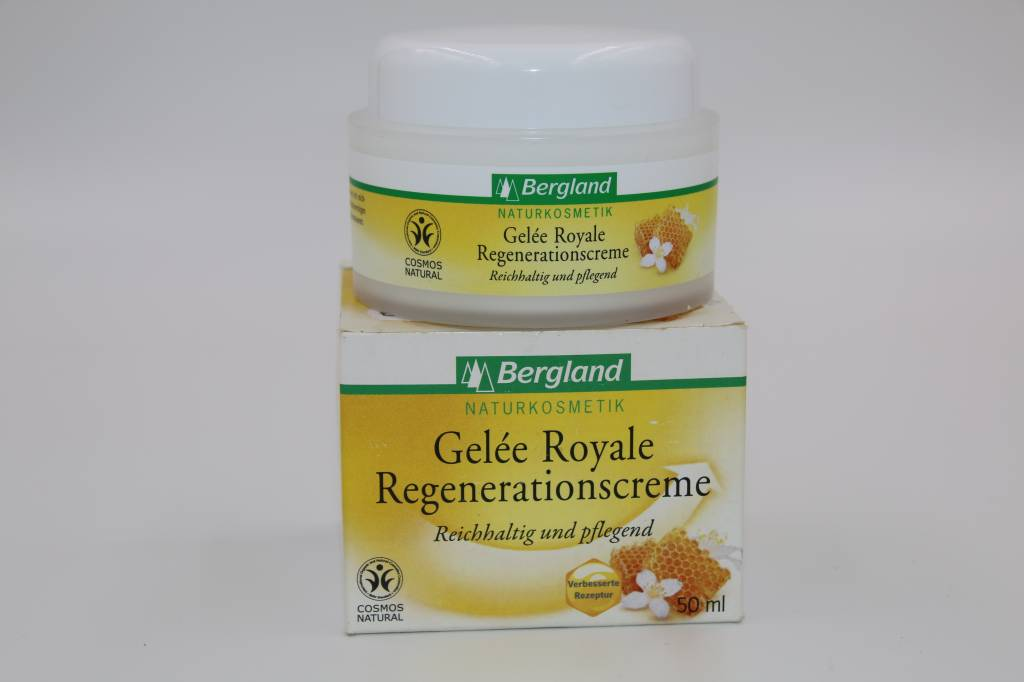 Bergland Bergland Gelée Royale Regenerationscreme 50 ml