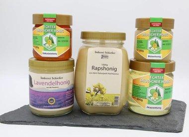 Sorts of Honey