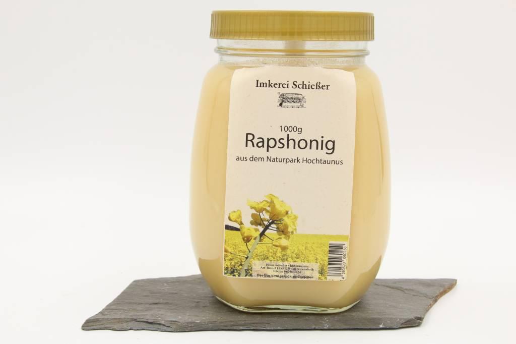 Imkerei Schießer Local Canola Flower Honey