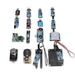 Sensoren bundel