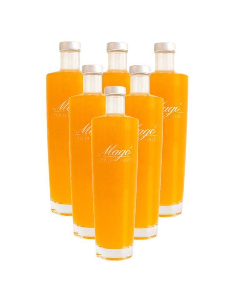 Magó - Premium Liquors MANGO–MARACUJA-LIKÖR (15% VOL.)
