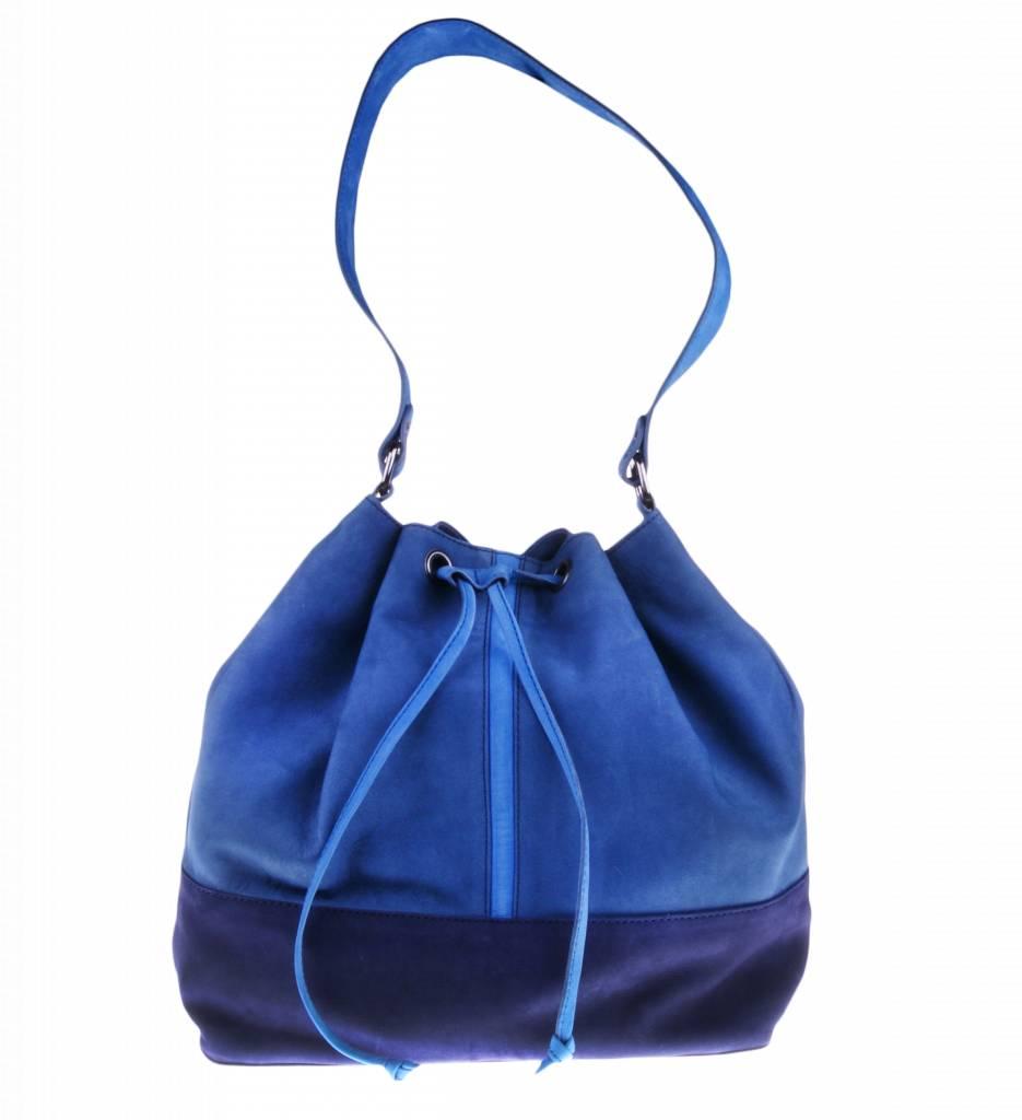 PRETTY&FAIR Blauwe schoudertas - BAG 2210