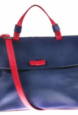 PRETTY&FAIR Donkerblauwe schoudertas - BAG 2234