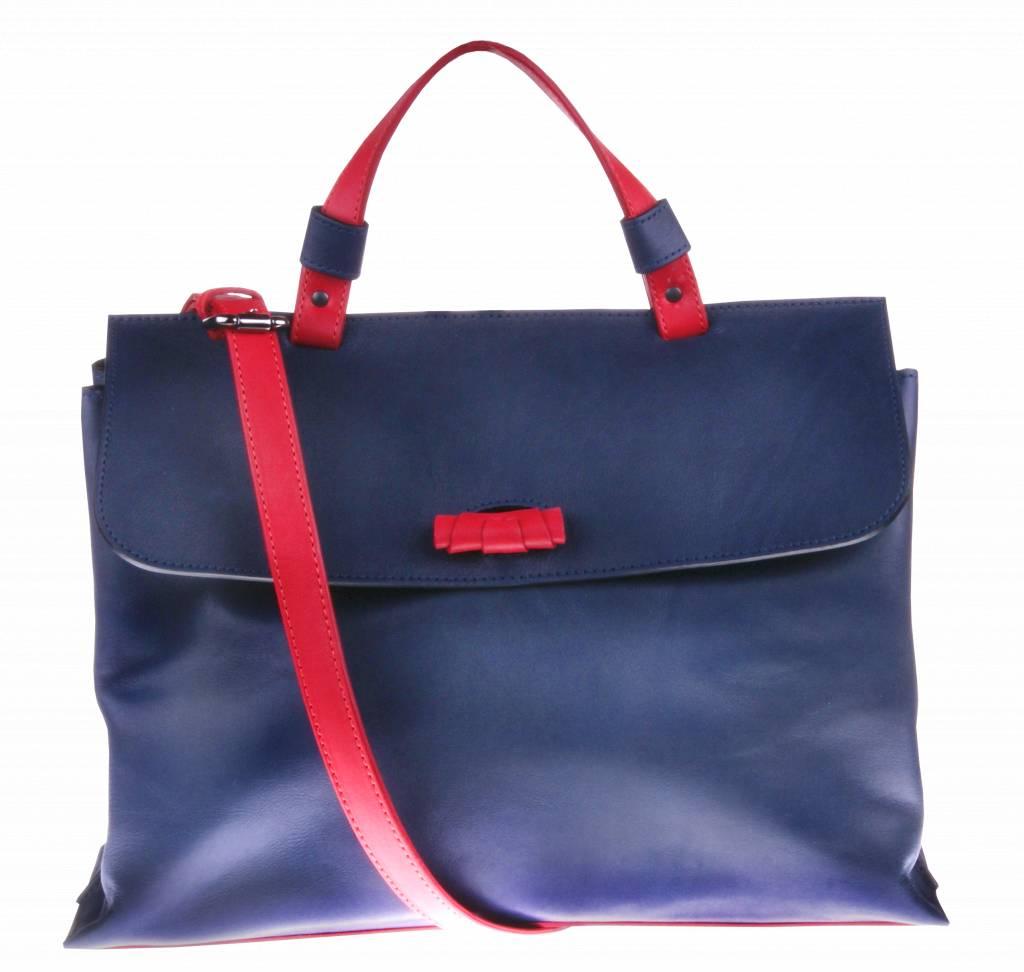 PRETTY&FAIR Dark blue shoulder bag - BAG 2234