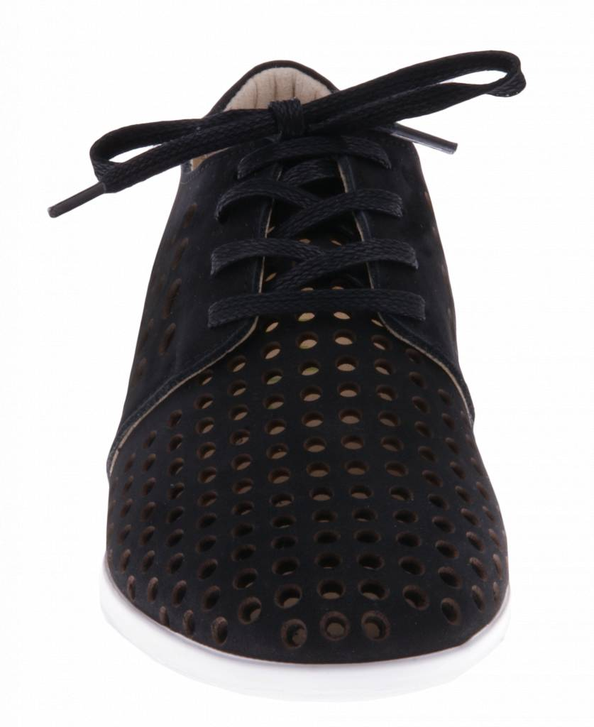 PF2010 Nobuck Black