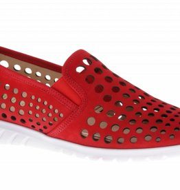 Red slip on's - PF2009