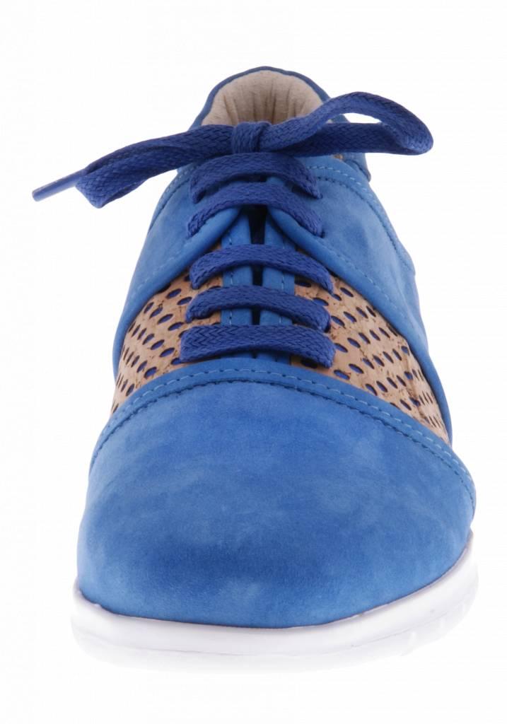 PF2003 Nobuck Cobalt - Oreo Blu