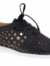Zwarte sneaker - vegan - PF2010-V