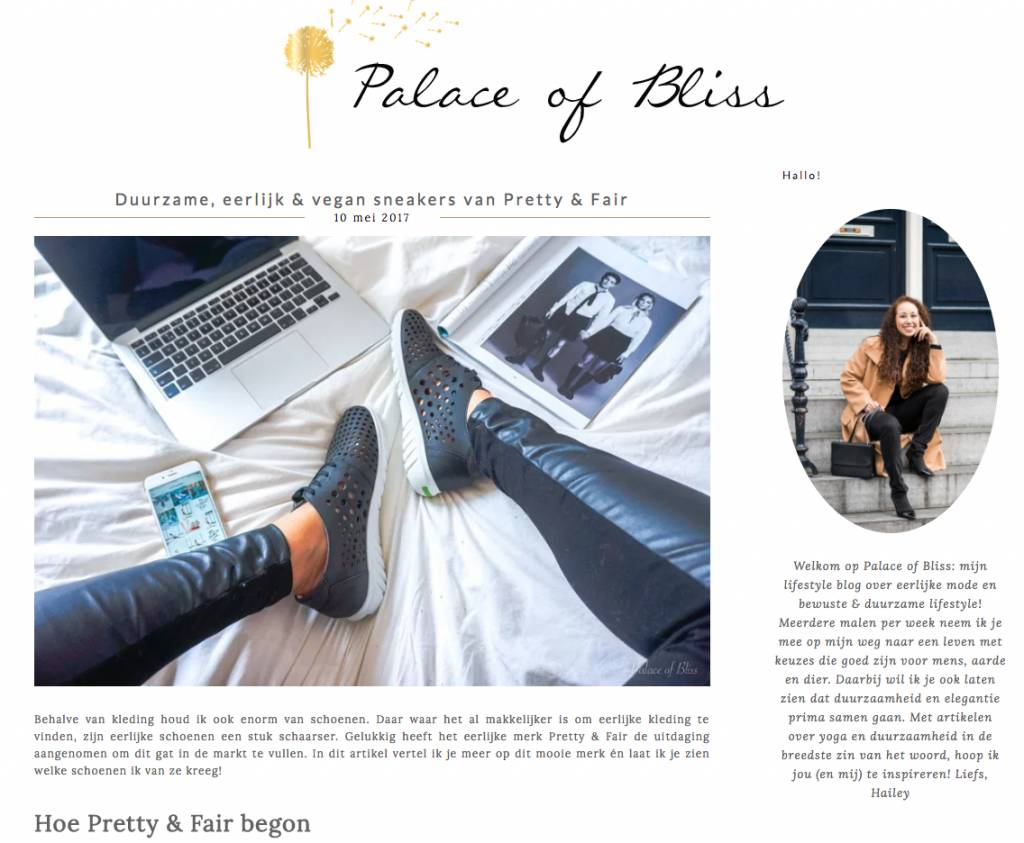 BLOG | Palace of Bliss
