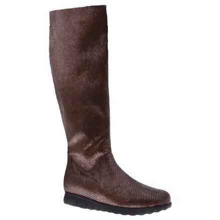 Metallic high boot - vegan - PF3004-V