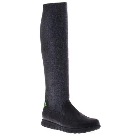 High black/grey boot - PF3012