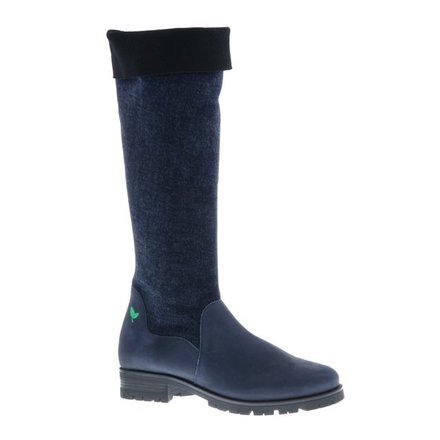 High blue/black boot - PF3012