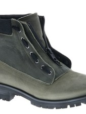 Olive green Ankle booty - PF3007 - New Collection