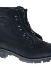 Zwarte enkellaars - PF3007 - Nieuwe collectie