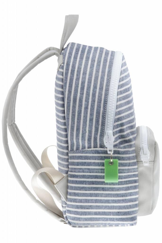 Backpack Stripe Jeans - Dalia Stone from PRETTY&FAIR