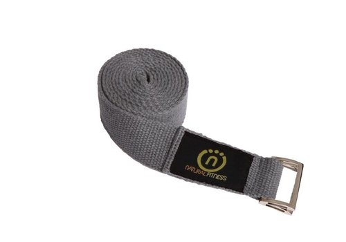 Natural Fitness Yoga Strap - Granit