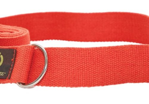 Natural Fitness Yoga Sling Strap - Crimson