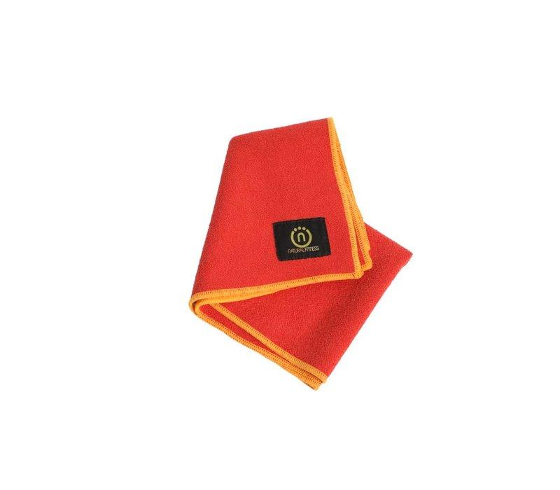 Yoga Hand Towel - Red Rock/Sun