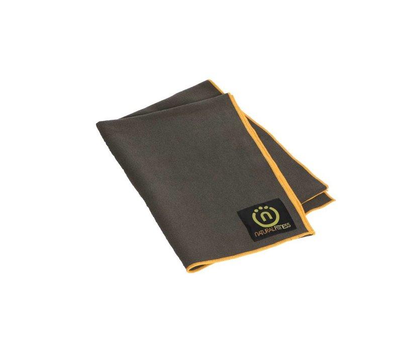 Yoga Matten Handtuch- Carbon/Sun