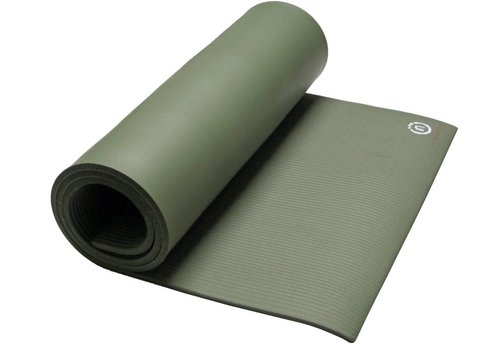 Natural Fitness Powerhouse Mat - olive